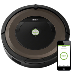 Compare iRobot Roomba 890
