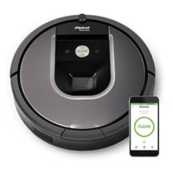 Compare iRobot Roomba 960