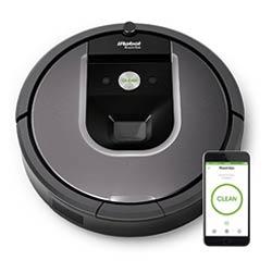 Compare iRobot Roomba 960
