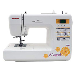 Janome 7330 specifications