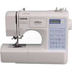 Brother CS5055PRW review