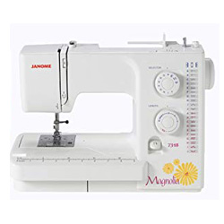 Janome Magnolia 7318 specifications